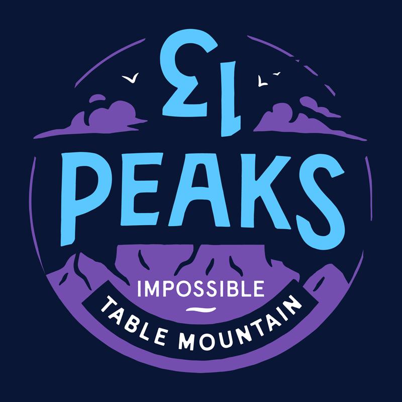 13 Peaks Impossible Challenge